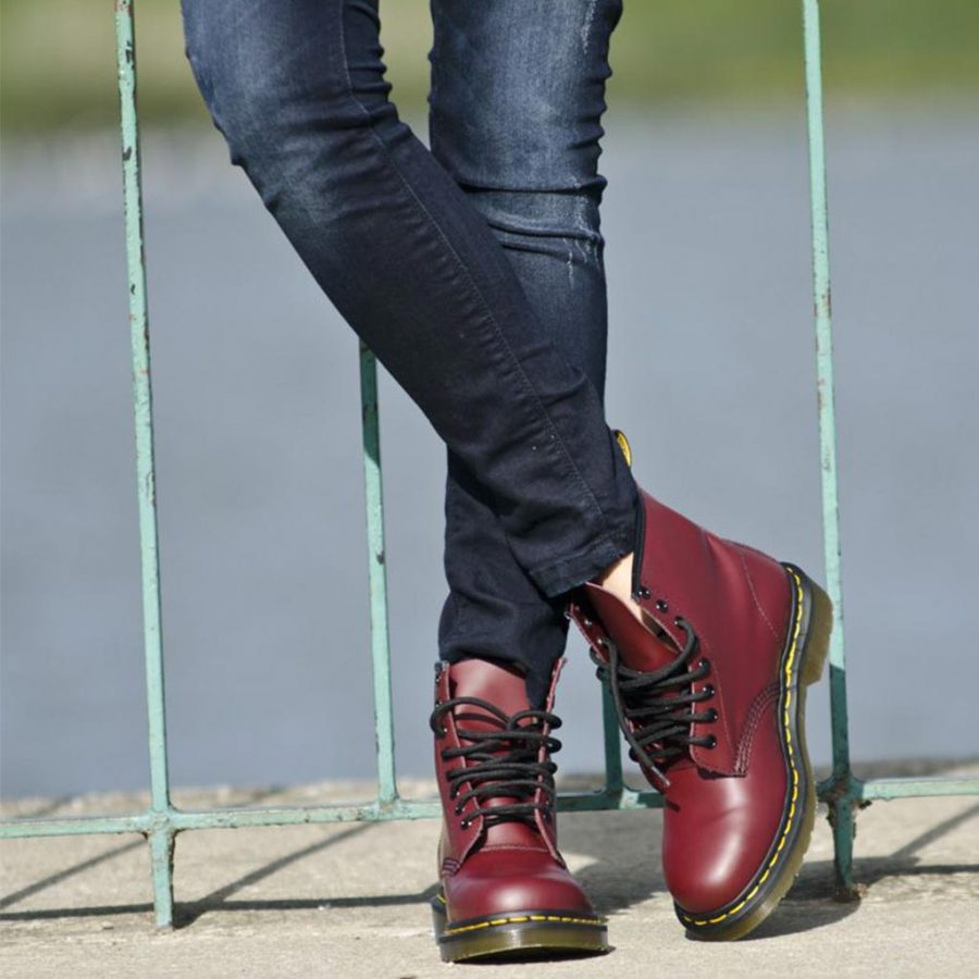 Dr Martens 1460 Cherry Red