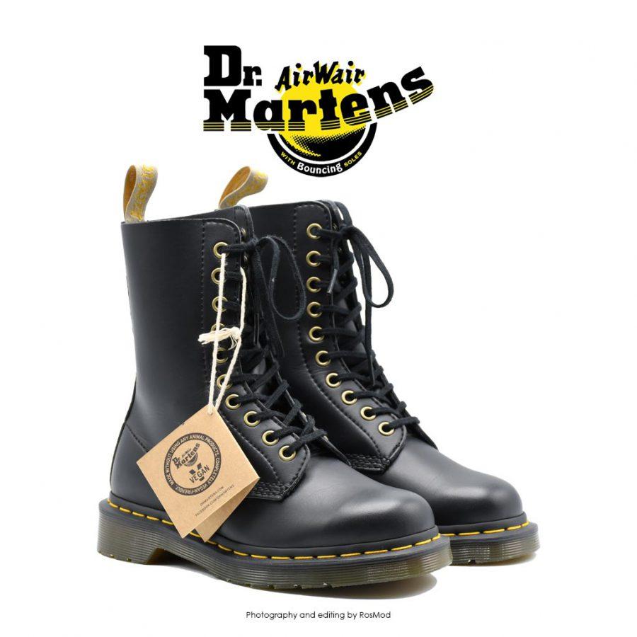 بوت دکتر مارتینز 10 بند وگان