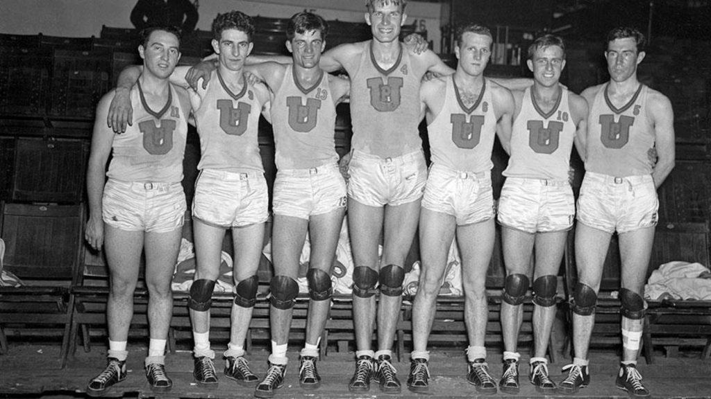 تیم ملی بسکتبال آمریکا در مسابقات المپیک، 1936