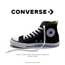 Chuck Taylor All-Stars High Top Black White