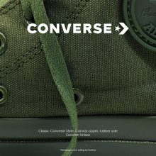 Chuck Taylor All-Stars High Top Full Green