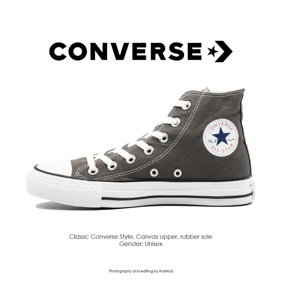 Chuck Taylor All-Stars High Top Grey