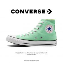 Chuck Taylor All-Stars High Top Light Aphid Green