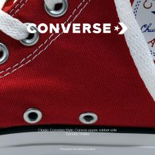 Chuck Taylor All-Stars High Top Red