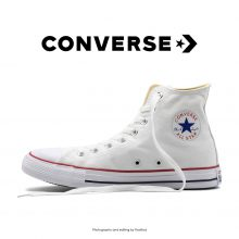 Chuck Taylor Converse All Star High White