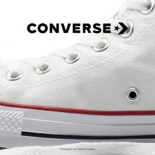 Chuck Taylor Converse All Star High White