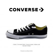 Chuck Taylor All-Stars Low Top Black White