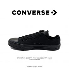 Chuck Taylor All-Stars Low Top Full Black