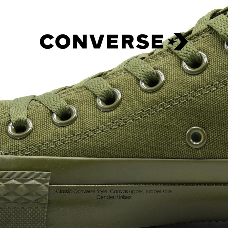 Chuck Taylor All-Stars Low Top Full Green