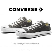 Chuck Taylor All-Stars Low Top Grey