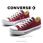 Chuck Taylor All-Stars Low Top Maroon