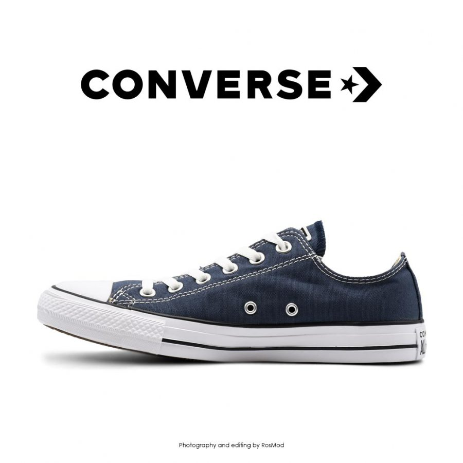 Chuck Taylor Converse All Star Ox Navy