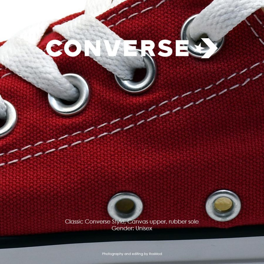 Chuck Taylor All-Stars Low Top Red