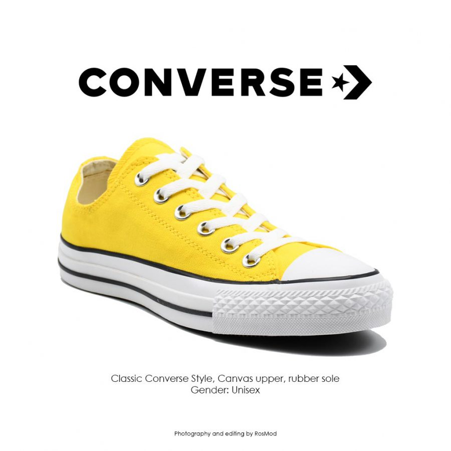 Chuck Taylor All-Stars Low Top Yellow