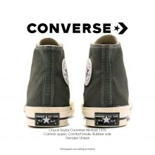 Converse 1970 High Army Green