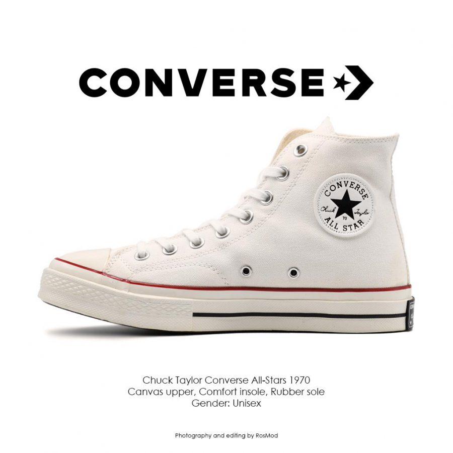 Converse 70s High White