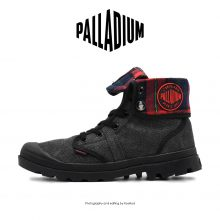 Palladium Baggy Boots Black