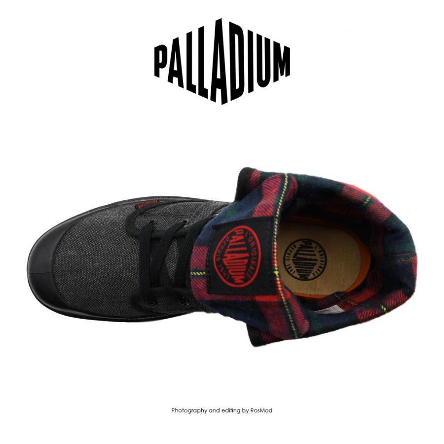 Palladium Baggy Boots Black