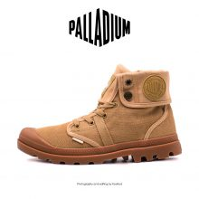 Palladium Baggy Boots Earthy Yellow