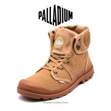 Palladium Baggy Boots Earthy Yellow
