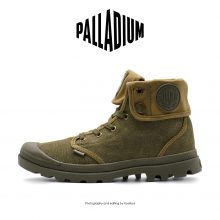 Palladium Baggy Boots Army Green