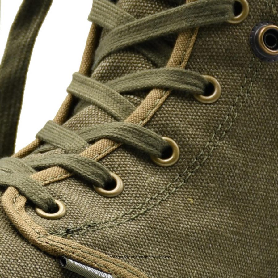 Palladium Baggy Boots Army Green