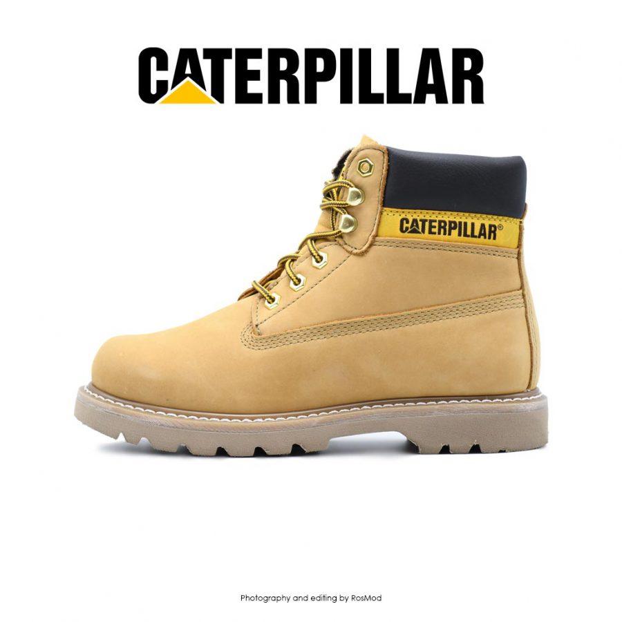 Caterpillar Colorado Light Honey Boots