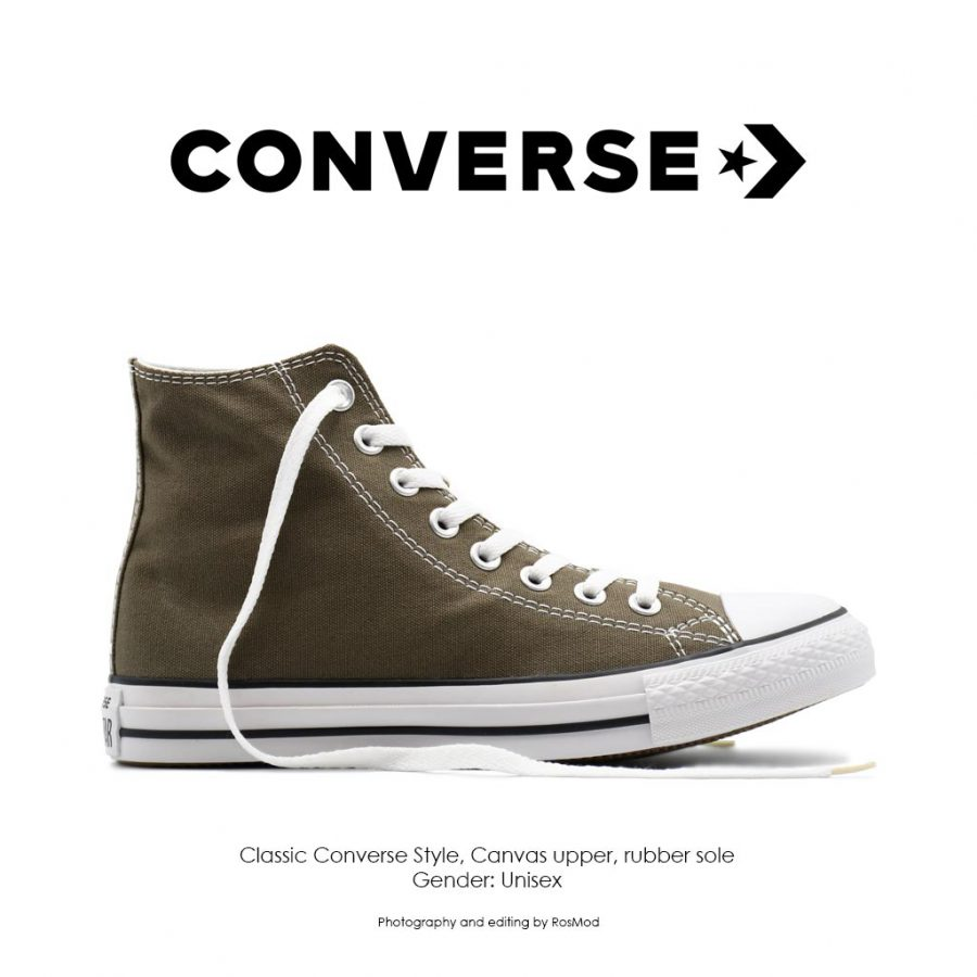 Chuck Taylor All-Stars High Top Olive
