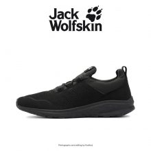 Jack Wolfskin Coogee Low M Black