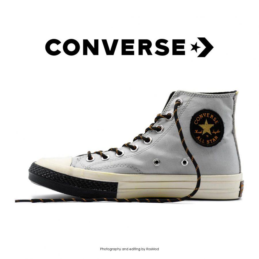 Converse 1970 High Trek Tech Blue Grey
