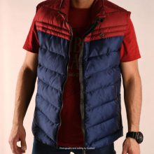 Kevin Gilet Navy Red