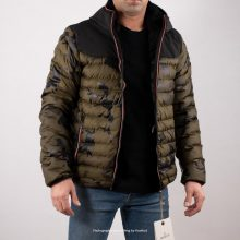 Moncler Puffer Jacket Longue Saison Army Green