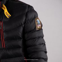 Parajumpers Black Puffer Jacket