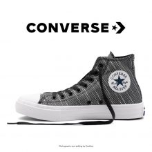 Converse Chuck Taylor 2 Knit High Black
