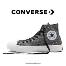 Converse Chuck Taylor 2 Knit High Black