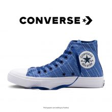 Converse Chuck Taylor 2 Knit High Blue