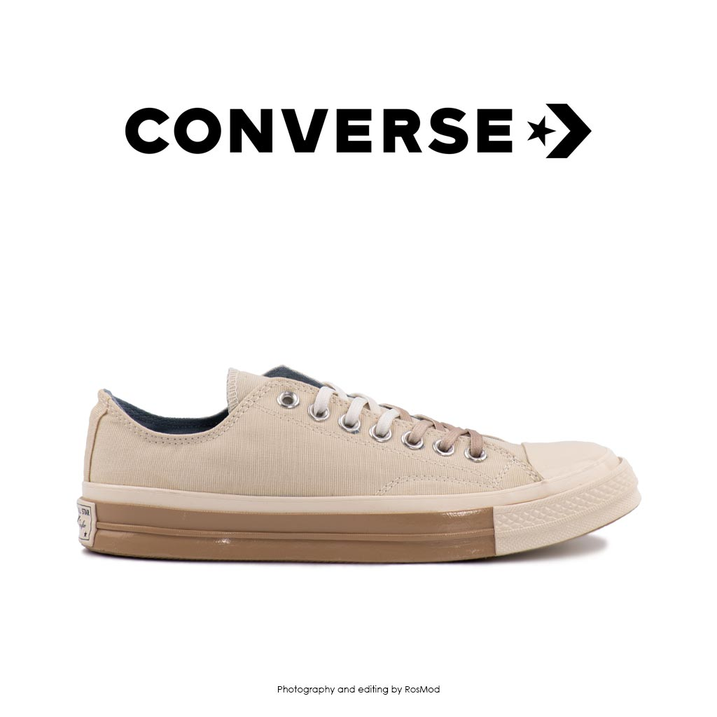 کتانی کانورس آل استار - Converse Chuck 70 Ox Super Color Block/Ivory