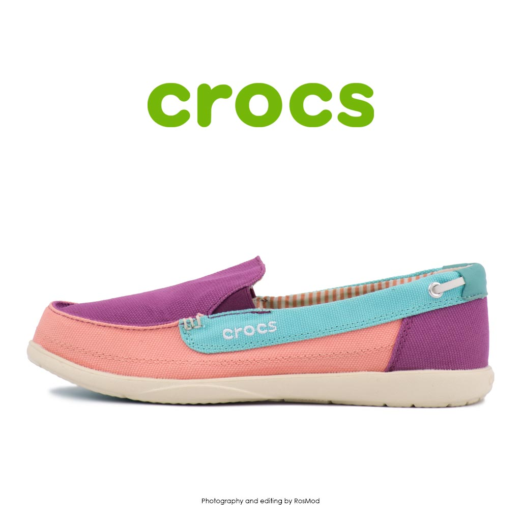 Crocs Walu Loafer Viola/Melon