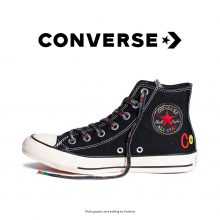 کتانی کانورس آل استار - Converse Pride High Tops