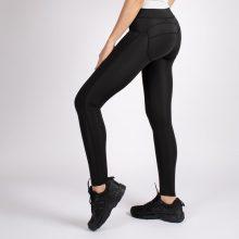 لگ اسلیم افکت پوش آپ تویین سیاه - Agi Slim Effect Leggings Siyah