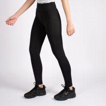 لگ اسلیم افکت جیبدار سیاه - Agi Slim Effect Leggings Siyah