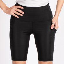شلوارک اسلیم افکت سیاه - Agi Slim Effect Shorts Siyah