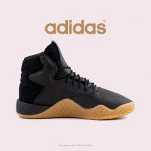 کتانی آدیداس - Adidas Tubular Instinct Black GUM