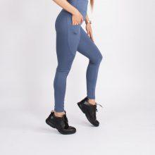 لگ اسلیم افکت جیبدار ایندیگو قد 100 - Agi Slim Effect Leggings Indigo