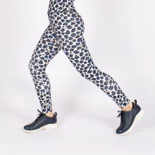 لگ اسلیم افکت پلنگی 24603 - Agi Slim Effect Leggings Leopard Pattern