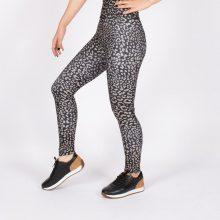 لگ اسلیم افکت پلنگی 24605 - Agi Slim Effect Leggings Leopard Pattern