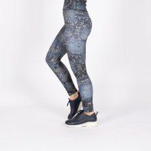 لگ اسلیم افکت فلورال 24606 - Agi Slim Effect Leggings Floral Pattern