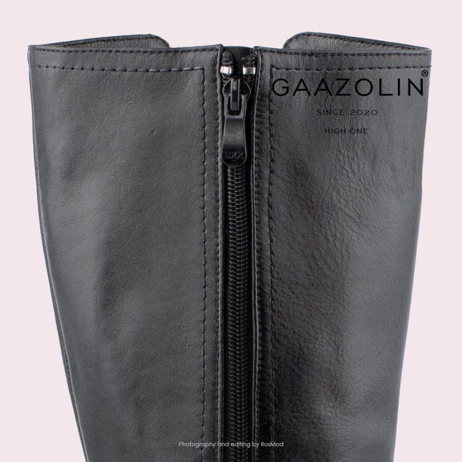 بوت گازولین های-وان مشکی – GAAZOLIN HIGH-ONE BLK
