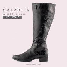 بوت گازولین های-فور مشکی - GAAZOLIN HIGH-FOUR BLK