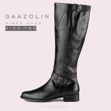 بوت گازولین های-تو مشکی - GAAZOLIN HIGH-TWO BLK